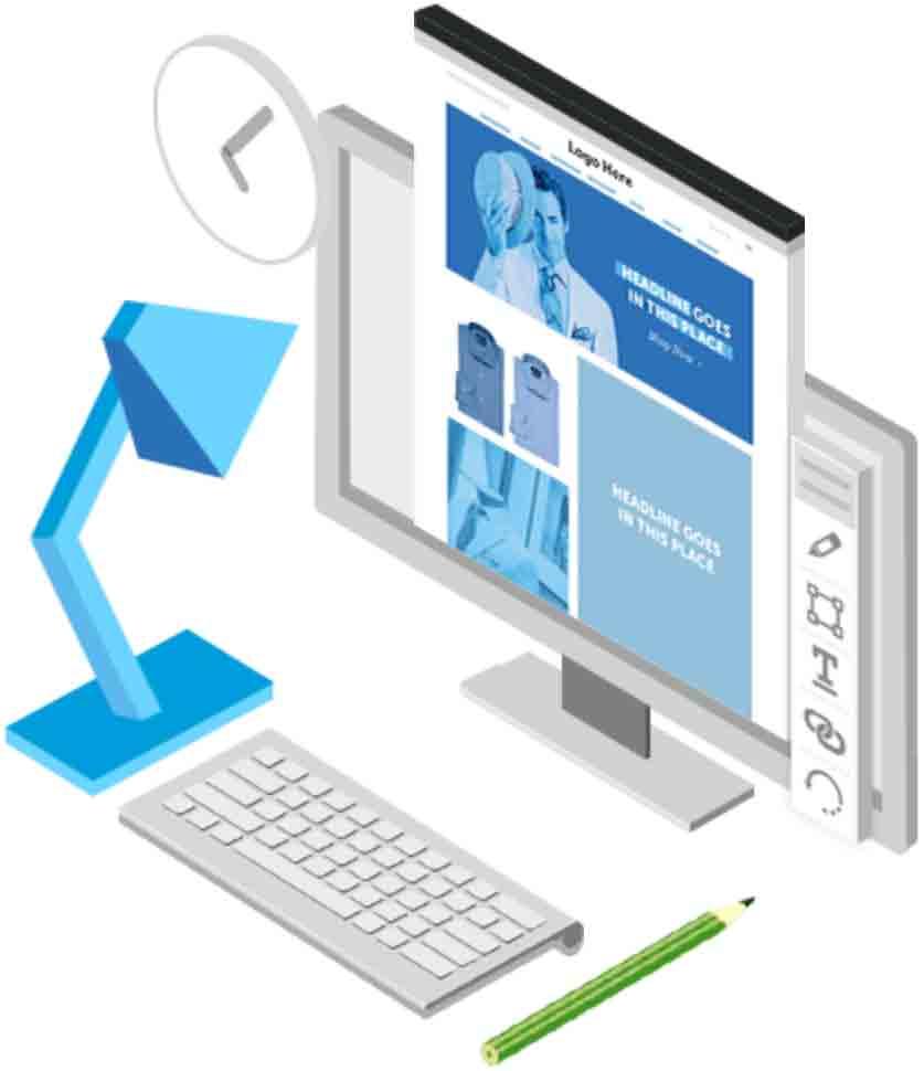 Creative Website Design Hampshire